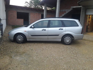 FORD FOCUS 1.8 D  66KW