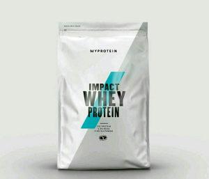 Whey Protein MYPROTEIN 1kg Čokolada