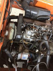 Vw t3 motor 17d