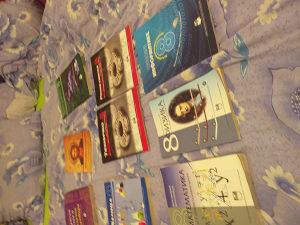 Knjige za 8 razred
