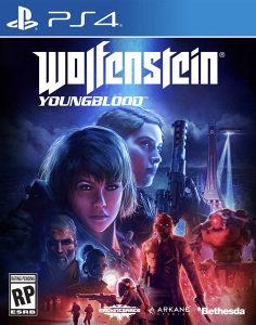 WOLFENSTEIN YOUNGBLOOD PS4. DIGITALNA IGRA. 26.07.2019