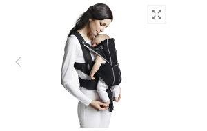 Extra kengur nosiljka bebe BABY BJORN od 3,5-12 kg