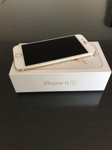 Apple iPhone 6S 64GB GOLD SIM free iCloud free
