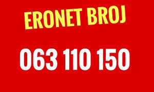 Eronet broj 063 110 150