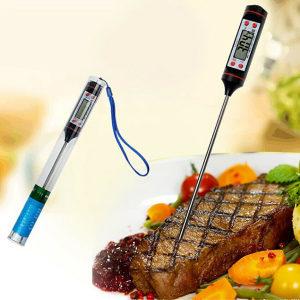 Digitalni termometar za hranu