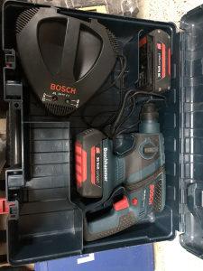 Bosch aku stemarica GBH 36v-li