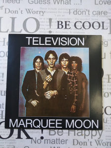 Television Marquee Moon LP