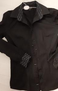 Crna košulja xs