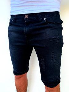 Farmerice Philipp Plein kratke / šorc / jeans hlače