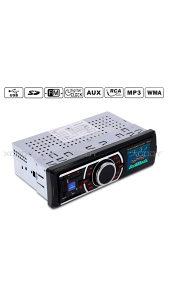 AUTO PLAYER RADIO AUX USB SD MP3 BLUETOOTH \ DALJINSKI