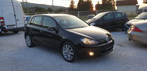 VW Golf 6 Highline 2.0 Tdi