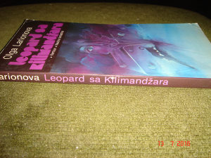 Olga Larionova , Leopard sa Kilimandzara