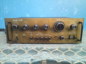 """Vintage, Music Hall """"HSV 2002"""" Hifi Stereo Verstärker"""