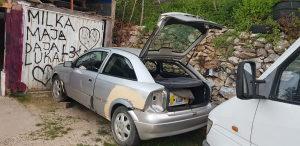Opel astra 1.4 16v djelovi dijelovi 066006111