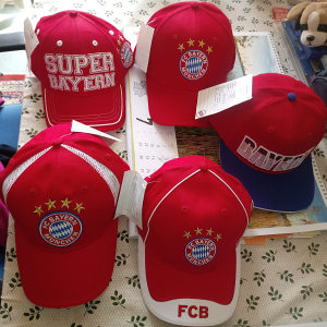 Fc Bayern Munchen kačketi