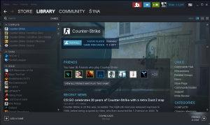 Steam račun