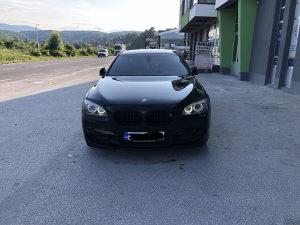 BMW 740 Xdrive M paket 306 K.S Black edition