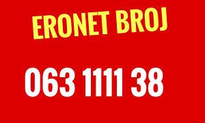 Eronet broj 063 1111 38