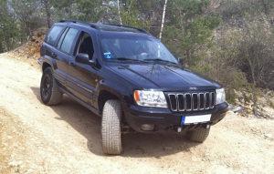 Jeep Grand Cherokee 2.7 CRD Papiri