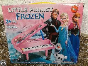 Klavir Frozen