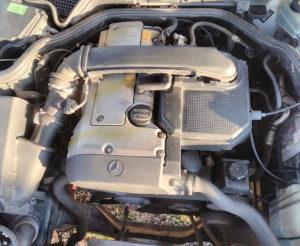 Mercedes w210 E230 motor (e klasa, okas, okonja, okac)