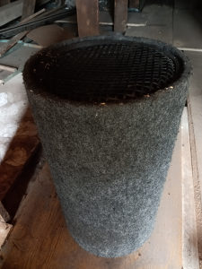 Bas tuba za auto-neispravan zvucnik
