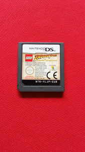 Nintendo DS igra Lego Indiana Jones