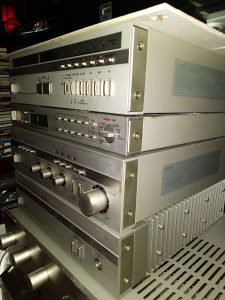 AIWA vintage stereo komplet
