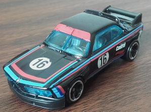 HOT WHEELS BMW 3.O CSL '73 (P19)