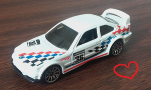 HOT WHEELS BMW M3 (P19)