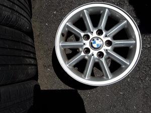 ALU FELGE R15 5X120 BMW E46 01-05 386 ILMA