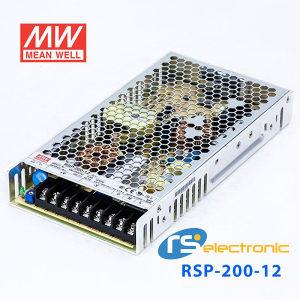 NAPOJNA JEDINICA 12V-16,7A-200W RSP-200-12