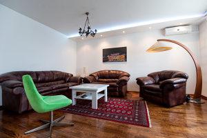 Vrhunski adaptiran dvosoban stan 59m2 sa namještajem