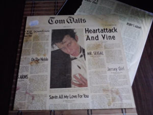 Tom Waits ‎– Heartattack And Vine lp
