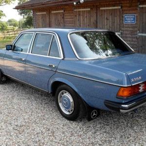 Mercedes 123 w123 dijelovi, komplet 200d 240d 300d