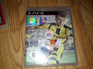 FIFA 17 PS3 Play station 3