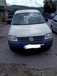 Volkswagen Caddy Life 1.9 TDI