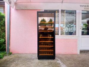 Rashladna vitrina za vino