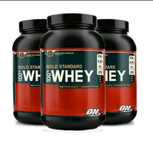 Optimum Gold Whey 2,3 kg