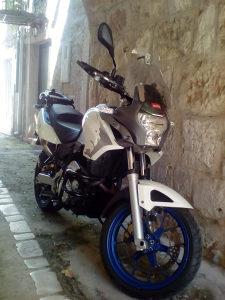 Aprilia Pegaso Strada 650 motocikl