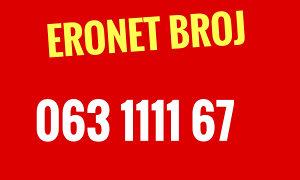 Eronet broj 063 1111 67