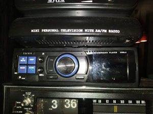 Autoradio/Media player Carsio