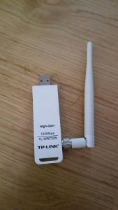 WiFi antena za internet TP Link TL-WN722N USB