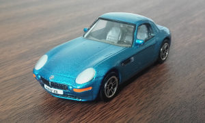 REAL TOY BMW Z8 Coupe (P19)