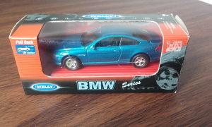 WELLY BMW 645Ci  u kutiji (P19)