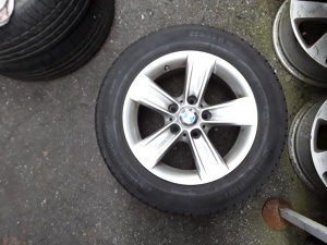 ALU FELGE R16 5X120 BMW F10 2010 399 ILMA
