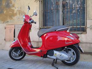 Piaggio Vespa Primavera Sprint 50 3v
