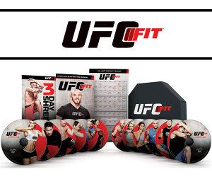UFC Fit [12-Workout Program| - DVD