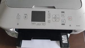 Canon printer MG 5655