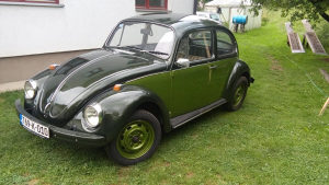 Volkswagen Beetle Folcika Buba vw